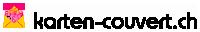 Karten-Couvert Logo