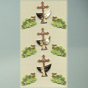 Sticker Kommunion-Konfirmation